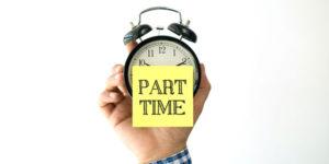 Part-time Job trends